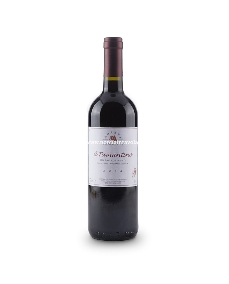 Tamantino vino rosso Igt. Cantina Adanti