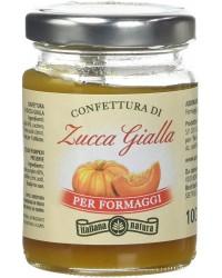 Confettura di Zucca Gialla Italiana Natura Norcia